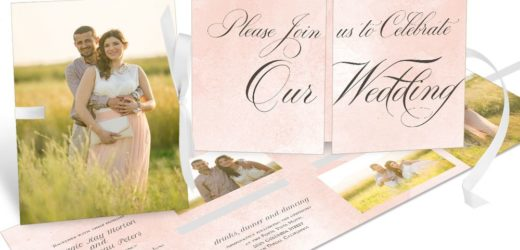 What to Do and Not Do When It Comes to your Wedding Invitation