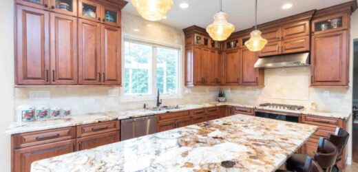 Five Benefits Of A Granite Countertop